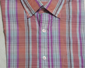 Clear Creek/ Button Up/ Short Sleeve