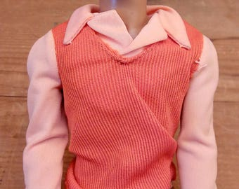 1976 Sunset Malibu Ken Barbie Doll #1088