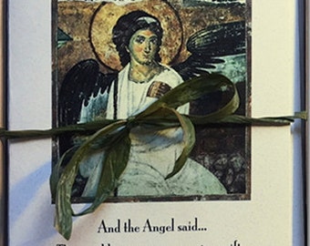 FRESCO ANGELS ~ Boxed Set of 12