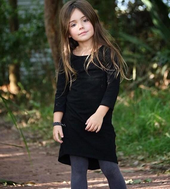 Black dress girl image girls
