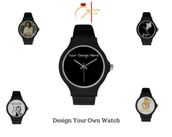Design Your Own Wrist Watch
