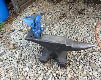 1 Inch Hardy Hole Tool (Vise) For Anvil