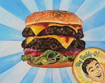 The Almighty Burger Original