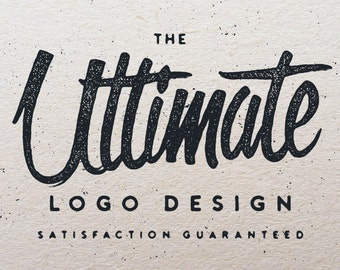 Logo Designer, Boho Design Logo, Vintage Logo Design, Custom Logo Design, Business Logo, Business Branding, Exclusive Logo Design, Gold Logo