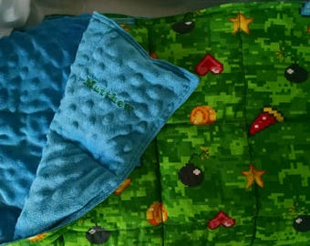 Custom Made, Made To Order, Weighted Blanket