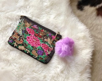 EmbroiderFlower bag