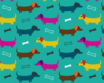 Silly Sausages! - Gift Wrap, Wrapping Paper