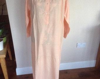 Vintage full length nightdress