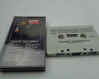 Country Heartbreak Cassette