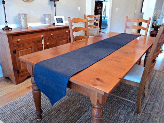 Like this item? & Navy Blue Table Runner Burlap Table Runner Navy Home Decor