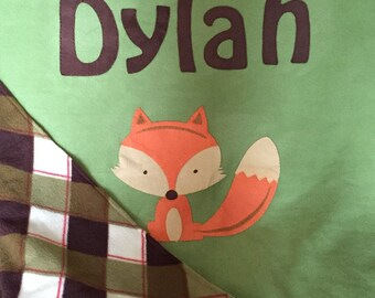 Custom Fleece Blankets: Child Size Blanket