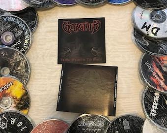 GORGUTS CD New. No Jewel Case | Lp