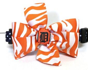 Dog Collar- The Detroit Tiger