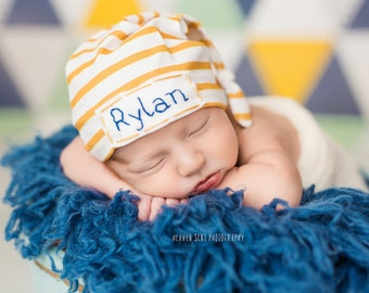 newborn personalized hat, baby name hats,newborn boy coming home outfit, personalized baby hat, baby name hat,baby hat, hospital hat