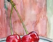 Fruit Painting - Print fr...