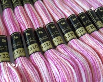 Anchor Thread 1320 Multi Colour 6 Strand Floss / Skeins