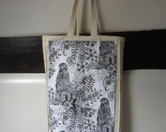 Shopping Tote bag - Colour me in bag