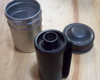 Voigtlander Reloadable 35mm Film Cassette and Canister