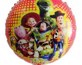 "18"" toy story foil Helium Balloon"