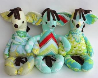 SALE Piper Pony PDF Doll Pattern