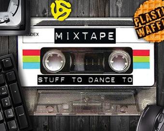 Mixtape Cassette Tape #2 Rectangle MousePad