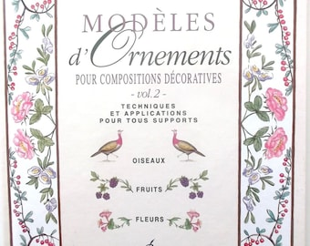 Book new models for COMPOSITIONS decorative ornaments