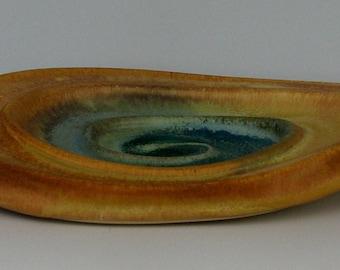 STONEWARE SOAP DISH #28 - Ceramic Soap Dish - Handmade Soap Dish - Bar Soap Holder - Bath - Shower - Bar Soap - Pottery Soap Dish