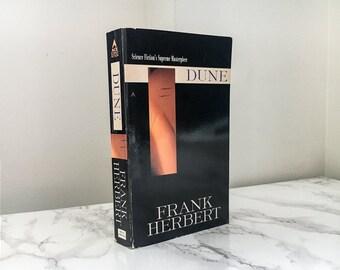 Dune by Frank Herbert (Vintage 90's Paperback)