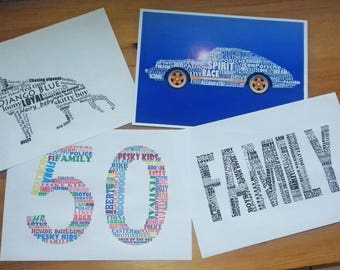Personalized Wordles