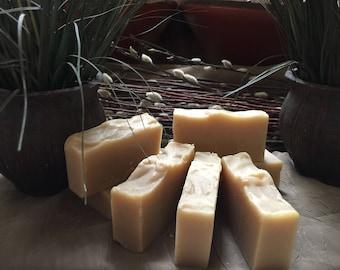 100% Organic Aloe Vera Olive Oil Soap