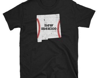 New Mexico Softball Moms Shirt Mom Baseball Apparel