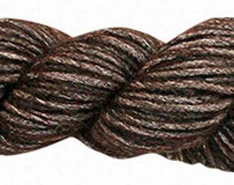 Amano Puyu Yarn - Baby Alpaca\Mulberry Silk Blend - Bulky - Charcoal\Beautiful Alpaca Silk Yarn Blend
