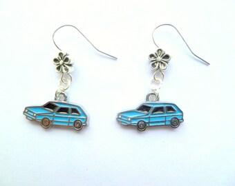 VW Mk 1 Golf Earrings