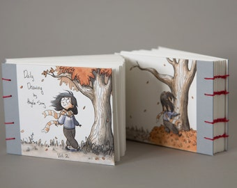 Daily Drawing Vol. 2 – Limited Edition Book & Exclusive Print