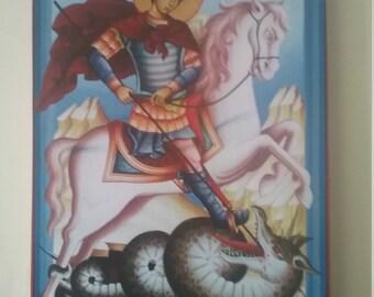 Greatmartyr, Victory-bearer and Wonderworker George