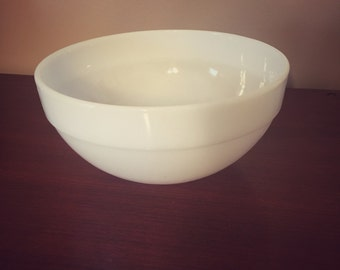 Vintage Fire King Mixing Bowl