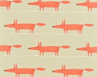 Mr Fox Mr Fox fabric