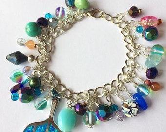 Mermaid Ocean Sparkle Bracelet