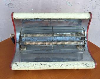 Cool looking vintage electrical heating
