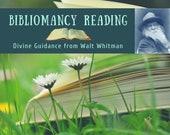 Bibliomancy Reading, Divi...
