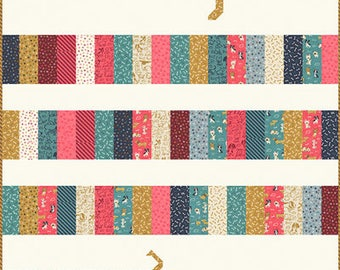 All Wrapped Up - machine piecing quilt pattern - by Stacy Iest Hsu #SIH004