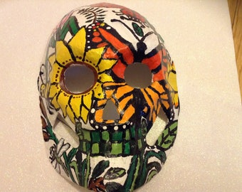 Garden Decor Mask
