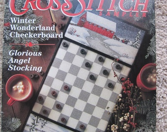 Cross Stitch Sampler Magazines - Winter 1994