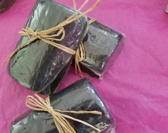100 % glycerin homemade bar soaps