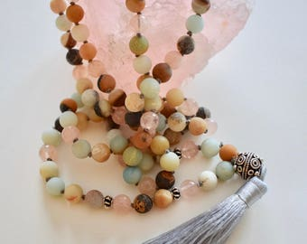 Stress Relieving and Heart Opening Mala