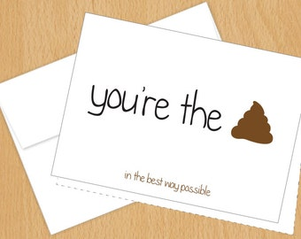 Funny Thank You Cards - 4bar