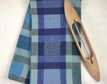 CHECKS 100% Cotton Handwoven Dish Towel