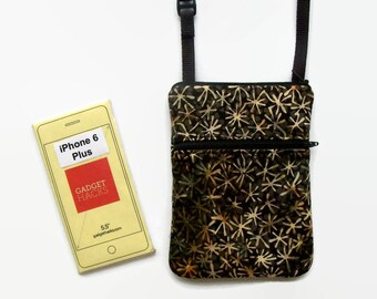Iphone 8 Plus, Cell Phone Purse, iPhone Purse, Small Purse, Cell Phone Bag, Phone Purse, Small Crossbody, Galaxy Note