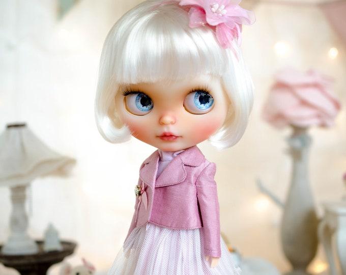 Custom Blythe Doll OOAK *Crystal* by Ma Poupée Chérie – Artdoll