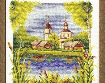 Gezählt Cross Stitch Kit Juli PS-0194